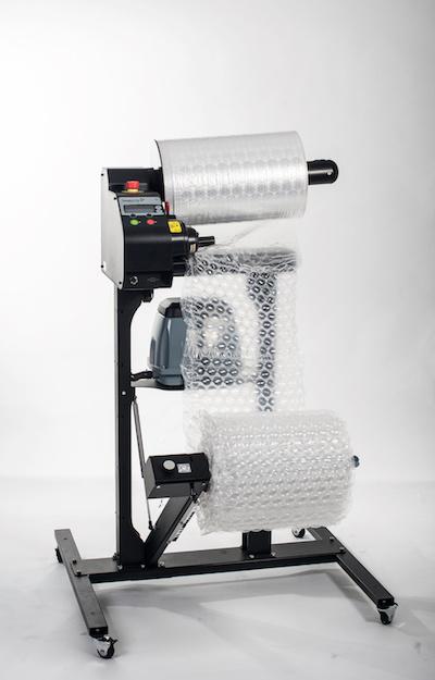 Sealed air distributor locator